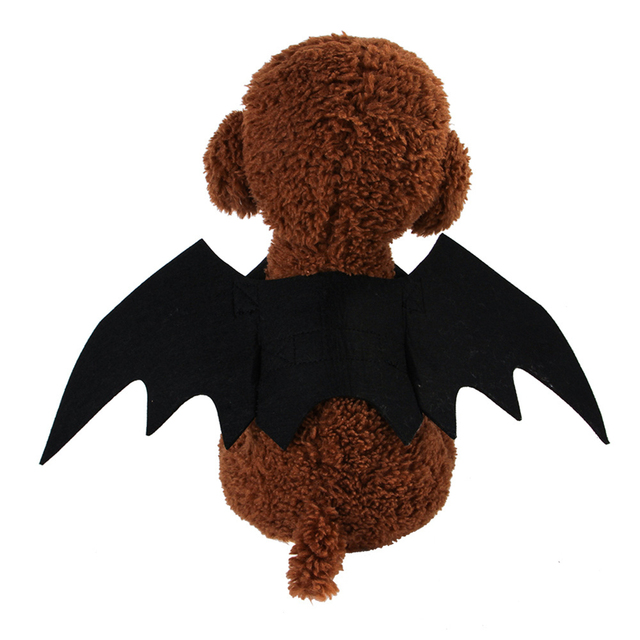 Cat Dogs Costumes Bat Wings Party Supplies Household Small Fashion Artificial Wing Animal Cats Accessories for Pets 2
