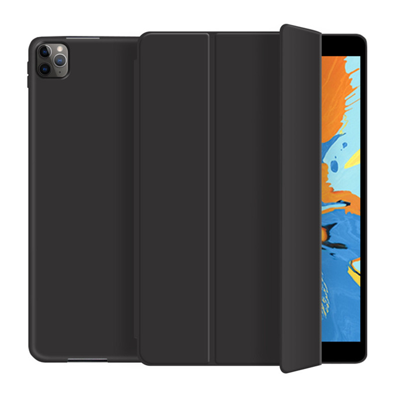 black Black New for Apple ipad 2020 11inch case A2230 silicone protective cover for ipad pro 11 case