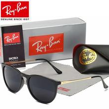 Rayban Original Outdoor Sunglasses Brand Designer Polarized Male Eyeglasses gafa