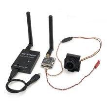 Einfach zu verwenden 5,8G FPV UVC Empfänger Video Downlink OTG Android Telefon + 600mw 40CH Sender + CCD 600TVL FPV Kamera Für RC drone auto