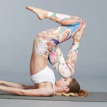 2020 SEXY Prints Women Yoga Pants High waist Sport Women Leggings Gym Elastic Fitness Long Tights for Girl Running Tummy Control