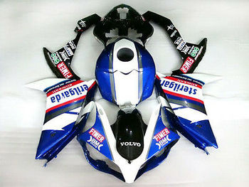 Wotefusi ABS Bodywork Fairing Injection Molding For 2007 2008 Yamaha YZF 1000 R1 (YC)
