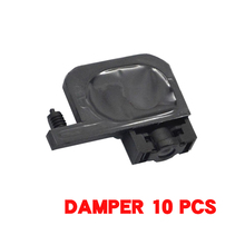 10 PCS UV  Printer Ink Damper  Filter with nuts oring  wide mouthed for Epson 1390 1400 1410 1430 1500W L1800 L800 Printer paper feed pickup roller for epson stylus photo 1390 1400 1410 1430 800 1800 1900 r1390 r1410 l1300 l1800 1100 t1100 b1100 1300