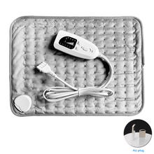 Electric-Blanket Heating Winter 40x30cm Timing-Physiotherapy-Neck Temperature Abdomen-Waist