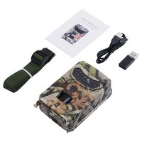 1080P Camera Photo Trap Infrared Hunting Cameras Wildlife Wireless Surveillance Tracking Cams dropshipping