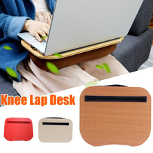 Reading Travel Portable Lap Desk Multipurpose Phone Holder Home Office Pillow Stand For PC Tablet Knee Mini With Handle Writing
