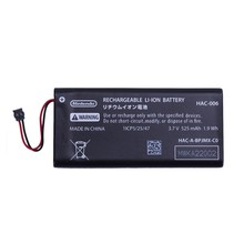IG-Hac-006 Hac-A-Bpjmx-C0 Li-Ion Battery For Nintendo Switch Joy-Con Controller 3.7V 1.9Wh 525Mah(China)