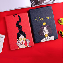 Luxury Flip PU Leather Tablet Case For Huawei MediaPad M6 10.8 inch Cover Smart Coque Huawei Media Pad M6 Case Fundas Shell Euti(China)