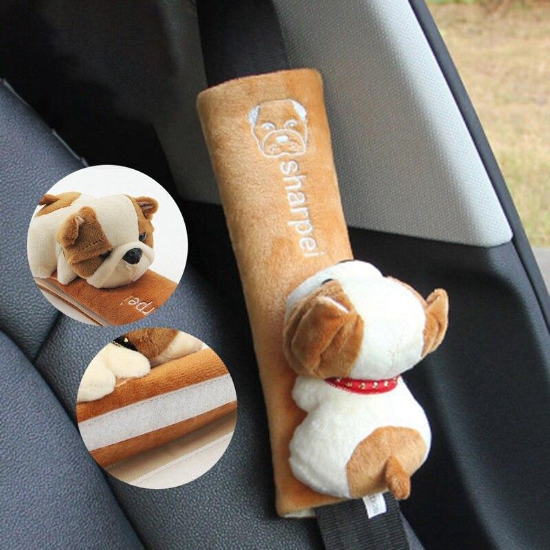Купить подкладки для автомобильного ремня безопасности lcylonger милые