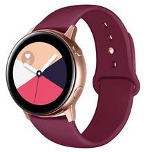 Bracelet-Band Galaxy Watch Samsung Gear Huawei Silicone 20mm/22mm-Strap GT Wtach
