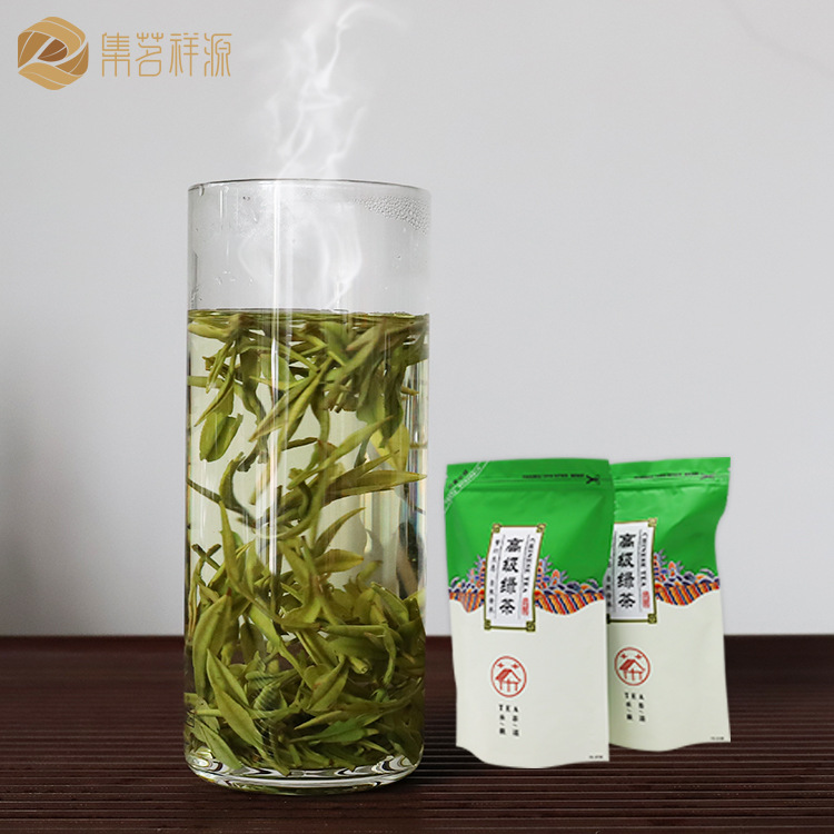 2019 Famous Good Quality Dragon Well Chinese Green Tea West Lake Dragon Well Health Care Slimming Beauty 1