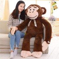 Big Monkey Baby Toys Plush for Kids Dolls Kawaii Toys Stuffed PP Cotton Plush/Nano Doll Monkey Stuffed Animals Cute CC50MR