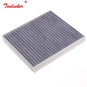 Image 2 - Car Cabin Air Filter 87139 58010 Fit For Toyota Alphard Model 2015 Today 3.5L Filter Car Accessoris