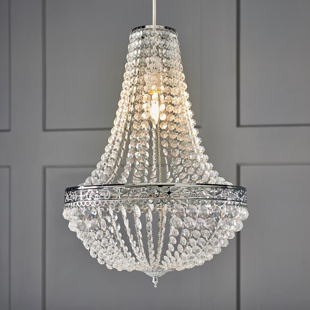 Premium Crystal Chandelier Classic Moroccan Vintage Ceiling Light Shade Drop Light Easy Fitting Charlotte Pendant Lampshade Lamp Covers Shades Aliexpress