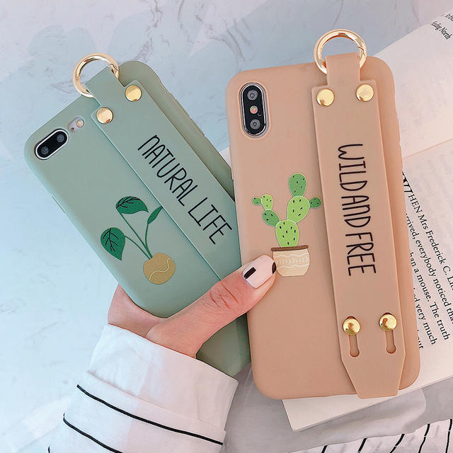 Stylish Cute Cactus Phone Case