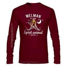 Camiseta mulher cigana camiseta homem t camisa melman é meu espírito animal lixo