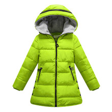 春秋冬のジャケット服フード付きの子供のコートの子供服パーカーランファンジャケット & コート