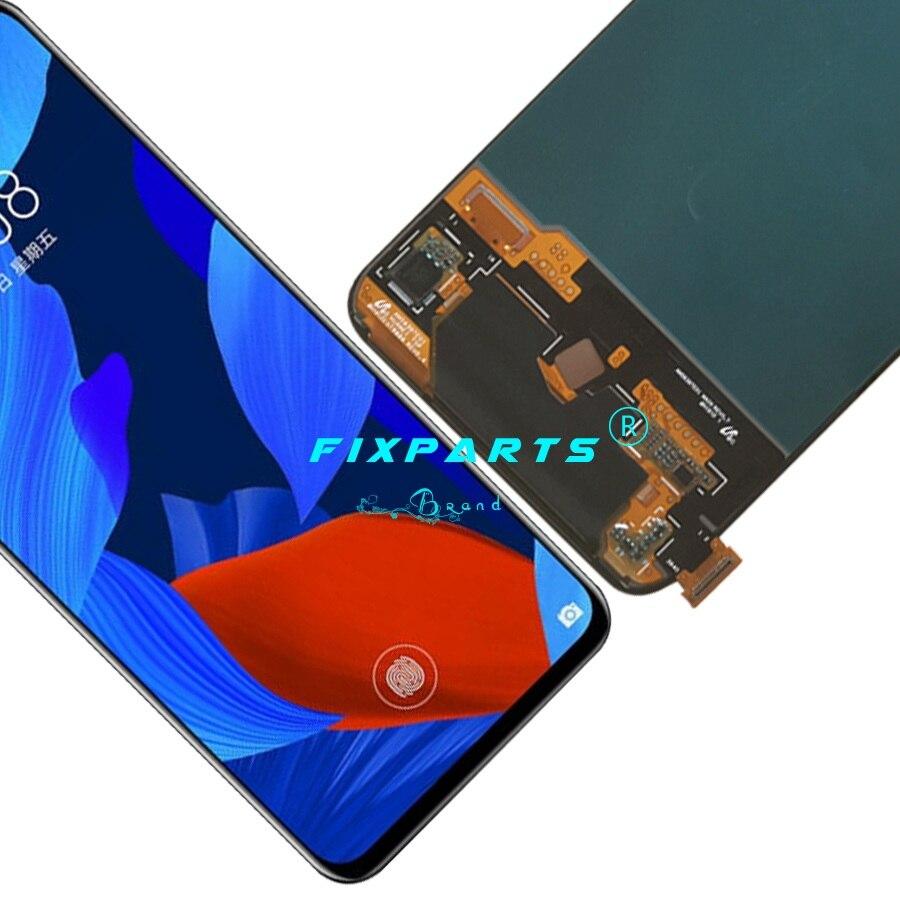 Nova 5 LCD Display