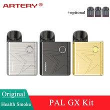 Artery-cartucho Original PAL GX, 2ml, batería de 1000mAh, 25W, compatible con PAL SE Pod, 1,3 ohm/1,2 ohm, vaporizador de cigarrillo electrónico