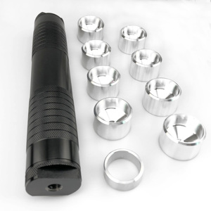 """Image 1 - L 11.5"""" 1/2x28 Solvent Trap OD 2"""" Air Compressor Water Droplets Trap Cups Auto Solvent Filter Fuel Catch for NAPA 4003 WIX 24003"""