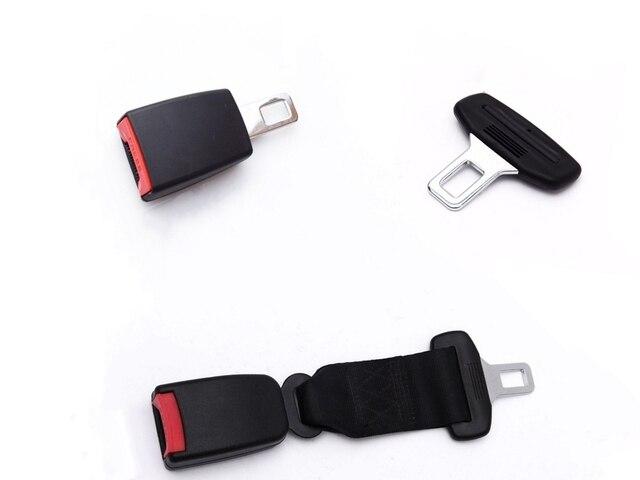 2020 New 1PCS Car Seat Belt Buckle Clip Extender Car Safety Insuance Belts Extender Safety Belt Buckles Extension Accessories