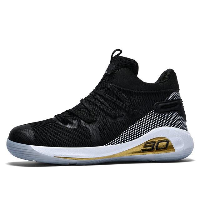 Nuevos hombres zapatos De Baloncesto De alta Top zapatos deportivos hombres tobillo botas atléticas Zapatillas De Baloncesto Zapatillas De deporte Zapatillas De Baloncesto Para Hombre 3
