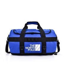 Oxford Gym Duffel Sports Travel Bag Multifunctional Three Use Handbag Sports Fitness Storage Bag Backpack Men's Weekend Bag