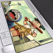 MRGBEST Hot Anime Cartoon Character Mouse pad with Natural Soft Anti-slip Rubber Mats Large Size XL Game Gamer Computer Play Mat