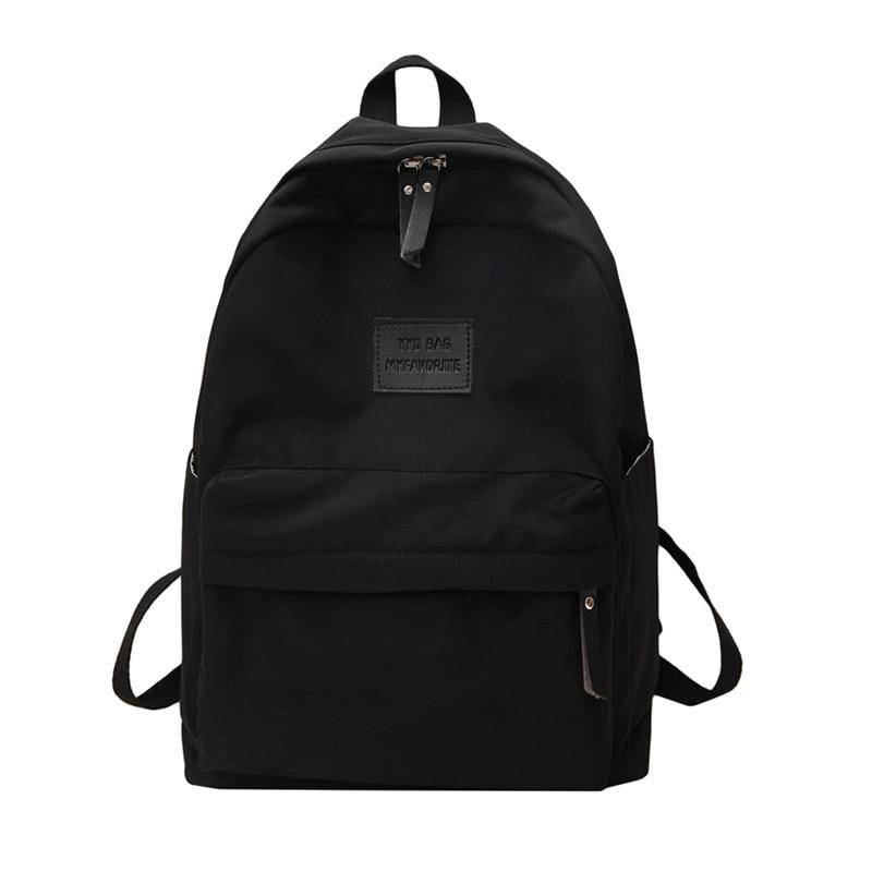 2019 New Waterproof Nylon Backpack For Women Multi Pocket Travel Backpacks Female School Bag For Teenage Girls Book Mochilas