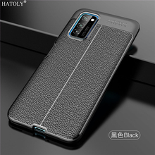 For Huawei Honor V30 Pro Case Leather Soft Silicone TPU Back Cover Honor View 30 Pro Phone Bumper Case For Huawei Honor V30 Pro 2 1mm thick luxury bumper case for huawei honor v30 germany bayer material case honor v30 pro independent plating button cover