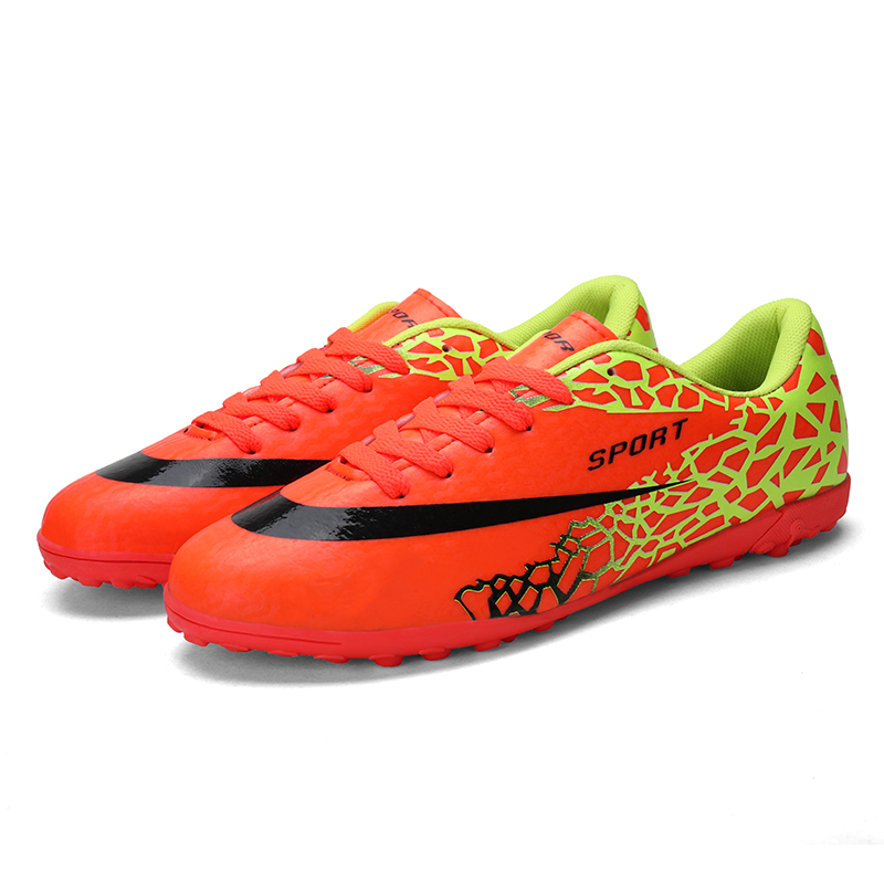 Soccer Shoes for men Kids indoor football Shoes sneakers turf superfly futsal original football boots Comfortable