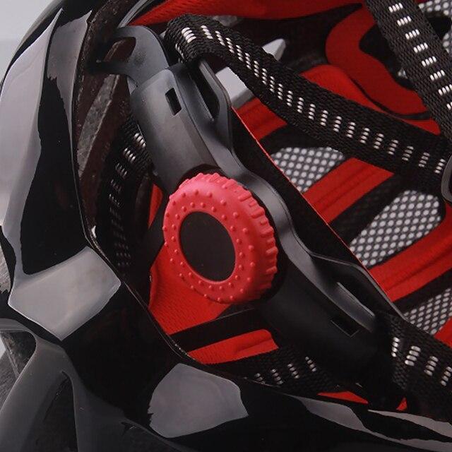 Ultraleve capacete de bicicleta adultos das mulheres dos homens mtb mountain casco ciclismo corrida capacete da bicicleta estrada capacete ciclismo accesorios 5