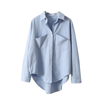 Vintage Women Shirts Blusas Roupa 2020 Spring Summer Blouse Korean Long Sleeve Womens Tops and Blouses Female