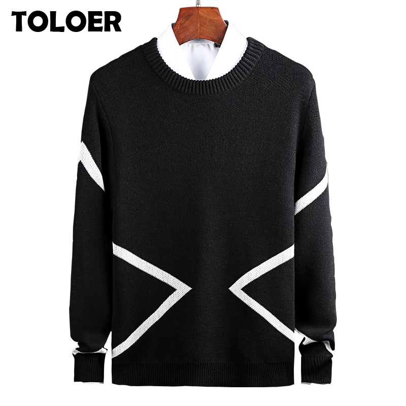 Cashmere Wool Sweater Men Brand Clothing 2020 Autumn Winter New Slim Warm Sweaters Male O-Neck Pullover Men Top Classic Knitwear