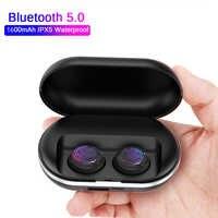 ZLT-01 TWS sans fil bluetooth 5.0 écouteur stéréo bluetooth tactile casque AI contrôle Bluetooth 5.0 casque pour téléphone intelligent