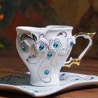 3D relief ceramic co...