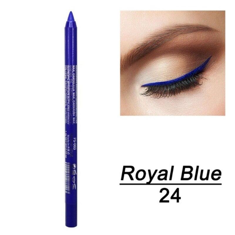 1 шт. стойкий карандаш для глаз водостойкий 14 цветов карандаш для глаз карандаш для век косметические инструменты для макияжа оптом TSLM2 - Цвет: 14
