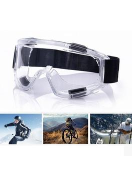 Reinforced Sports Goggles Glare-proof Dust-proof Sand-proof Impact-proof Splash-proof Riding Safety Glasses фото