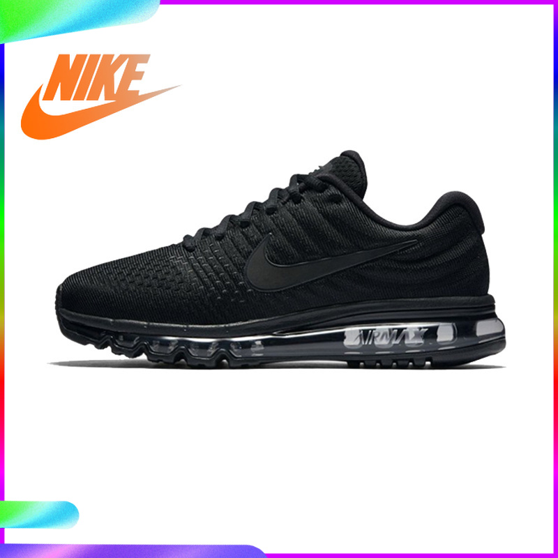 Nike AIR MAX Mens Running Shoes Sport Outdoor Sneakers Athletic Designer Footwear 2019 New Jogging Breathable Lace-Up 849559-001
