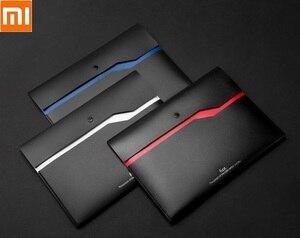Image 1 - Xiaomi Fizz color dwuwarstwowa torba na dokumenty 6 szt. Dwuwarstwowa kieszeń na dokumenty