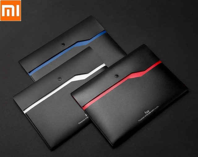 Xiaomi Fizz color dwuwarstwowa torba na dokumenty 6 szt. Dwuwarstwowa kieszeń na dokumenty