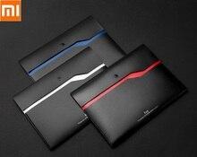 Xiaomi Fizz couleur double couche sac de classement 6 pièces Double couche poche Document sac de rangement
