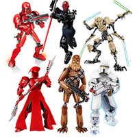 In Stock Star Wars Bionicle Hero Factory Star Warrior Buildable Figures Soldier Building Blocks Bricks Kits Children Toys