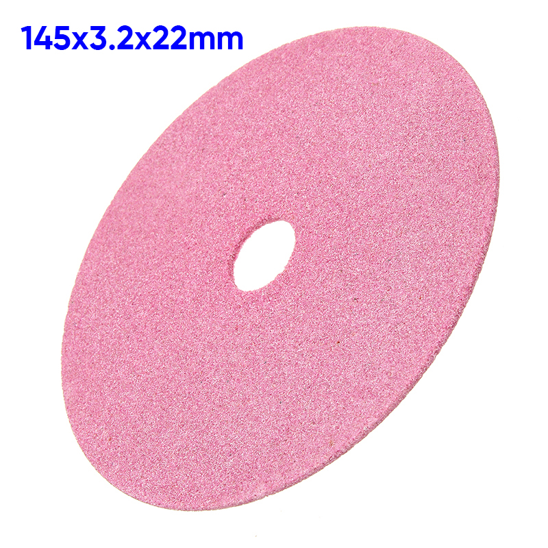 New Grinding Wheel Disc 145mm For Chainsaw Sharpener Grinder 3/8 And 404 Chain