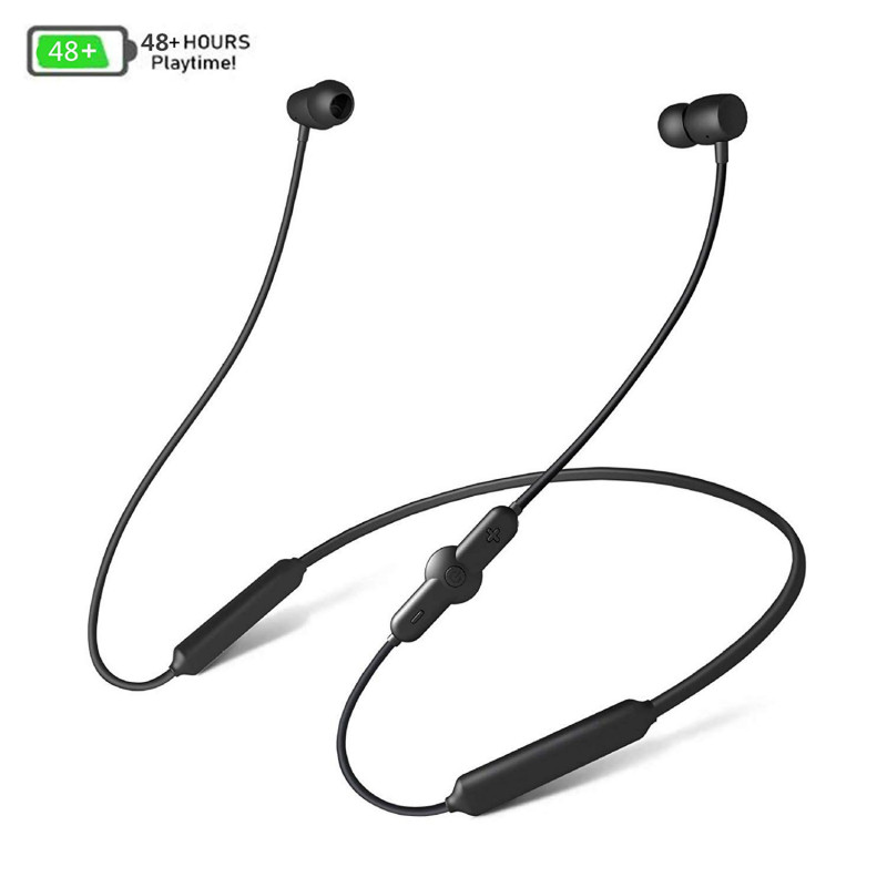 Sport Wireless Headphones Bluetooth Earphone Earbuds Headset Headphone with Microphone Handsfree Heavy Bass Earphones-in Bluetooth Earphones & Headphones from Consumer Electronics on AliExpress