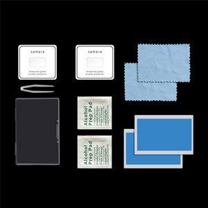 Image 3 - 2set HD Ultra thin Tempered Glass Film for DJI Mavic Mini Drone Camera Lens Protective Film Screen Cover Protector Accessories