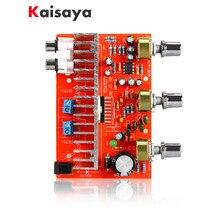 Nuovo 12V TDA7377 Bordo Amplificatore Audio 40W + 40W 2.0 Canali Stereo Amplificador Per 3-6 pollici Diffusore Da Scaffale FAI DA TE E5-005