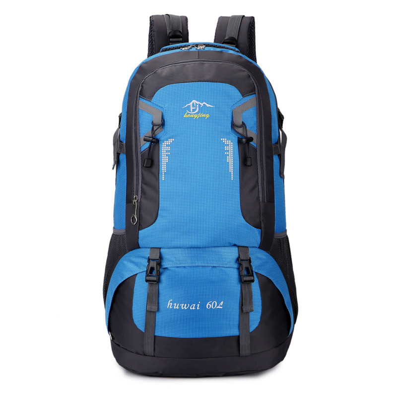 2019 New Style Outdoor Multi-functional Mountaineering Bag Large Capacity Backpack 40 Litres 60 Litres Sports Waterproof Rucksac