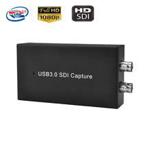 EZCAP 262 SDI a USB 3.0 Scheda di Acquisizione Video Recorder Box HD 1080P 60ps Gioco Capture per PS4 host Videocamera Outdoor Streaming In Diretta