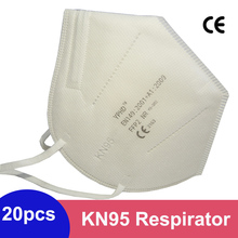 CE Certificate approved KN95 Mask Protective Dust Face Mask FFP2 KN95 Masks reusable Respirator anti Flu Pm2.5 Mouse Filter Mask